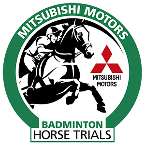 Mitshubishi Motors Badminton Horse Trials official logo