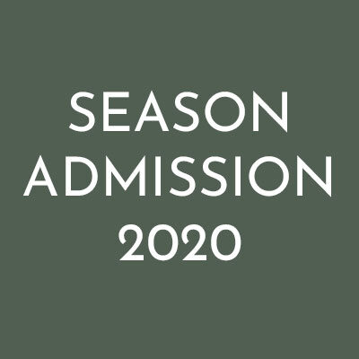 Season Admission Ticket for Badminton 2020