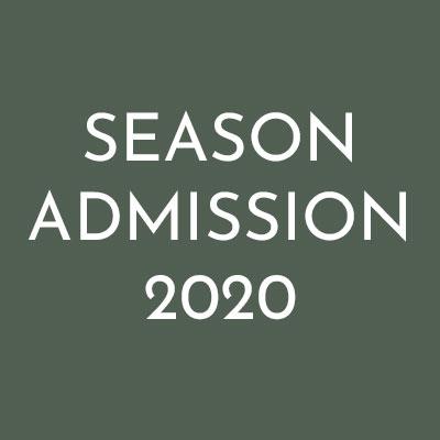 Season Admission Ticket for Badminton 2020