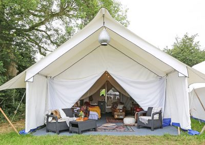 En-suite Safari Tent at Badminton Retreat